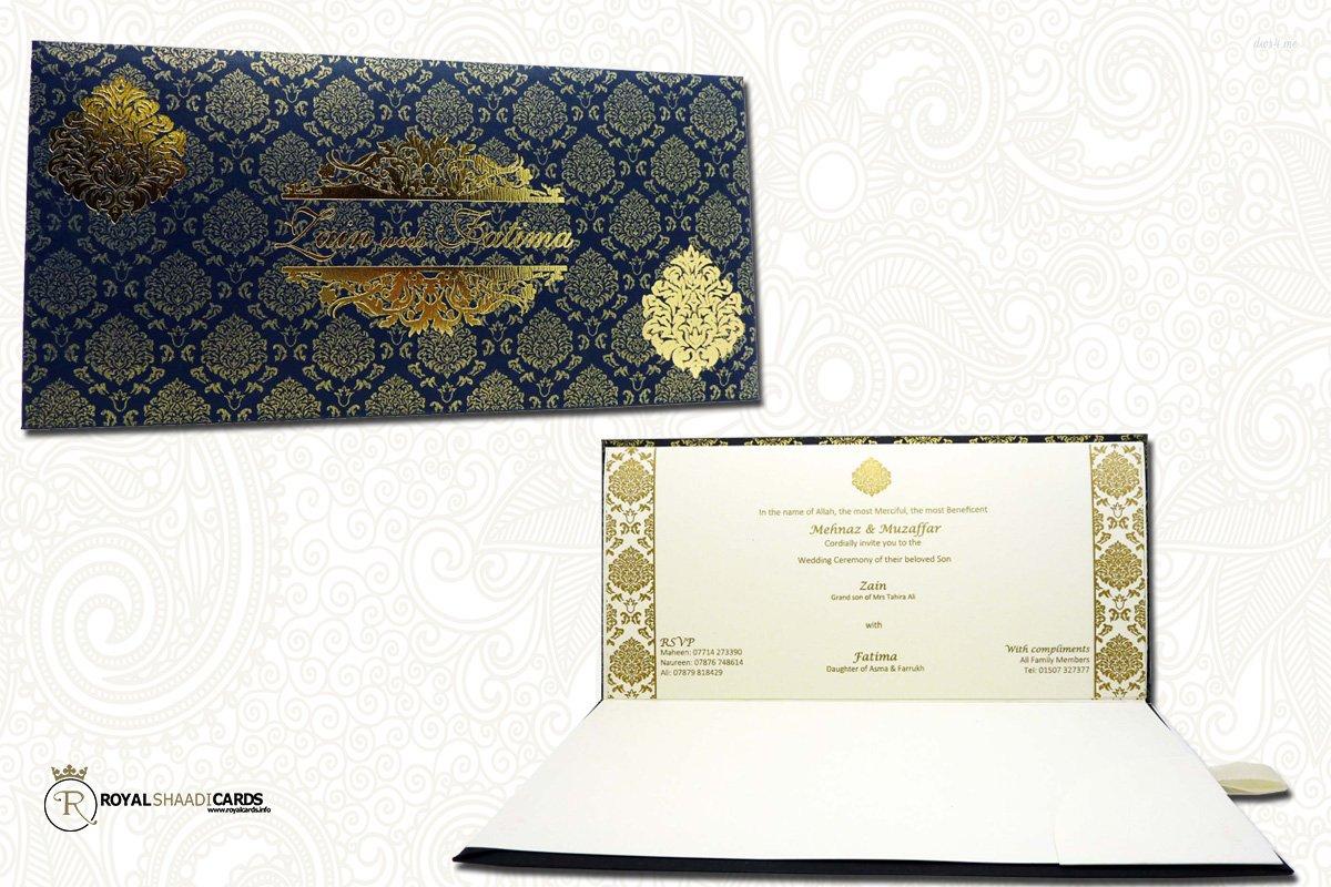 Royal Shaadi Cards And Asian Wedding Cards Royal Shaadi